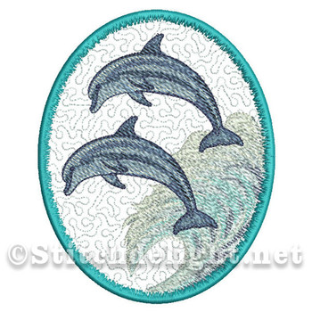SDS0562 Dolphin Ride