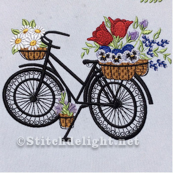 SDS0571 Bicycle