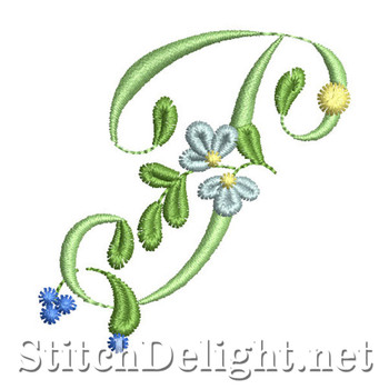 SDS0869 Forget me not Font P