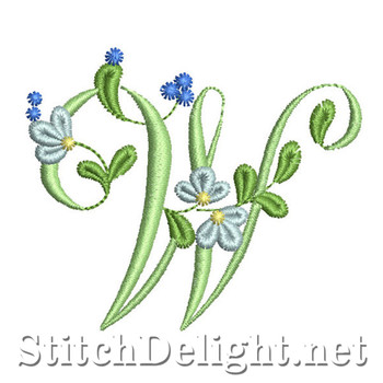 SDS0869 Forget me not Font W