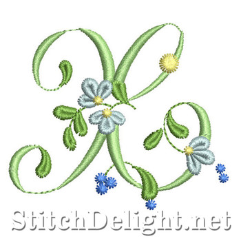 SDS0869Forget me not Font X