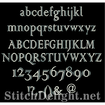 SDS1082 Colony Font