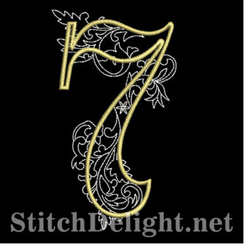 SDS1127 Quilters Font 7