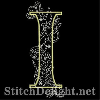 SDS1127 Quilters Font I