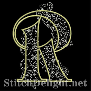 SDS1127 Quilters Font R