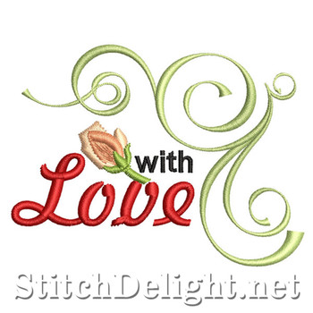 SDS0117 With Love