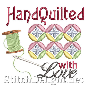 SDS0033 Handquilted