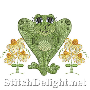 SDS0046 Toadally too Cute