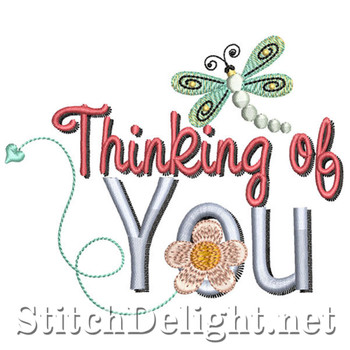 SDS0061 Thinking of You