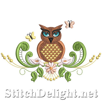 SDS0072 Wise Owl