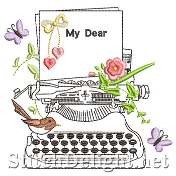 SDS0083 Letter to My Love