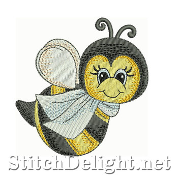 SDS0844 Bumble Bee