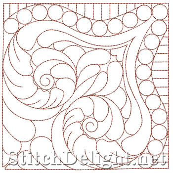 SDS1281 Quilting with Scuba