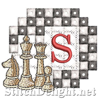 sds1283 Chess Font S