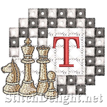 sds1283 Chess Font T