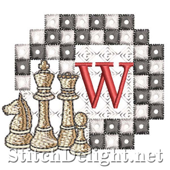 sds1283 Chess Font W