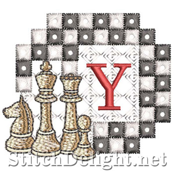 sds1283 Chess Font Y