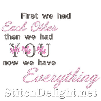 SDS1298 First we had you Quote