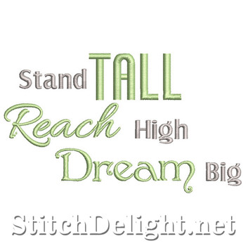SDS1300 Stand Tall... Quote