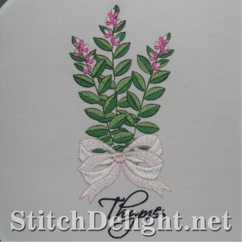 SDS1321 Thyme