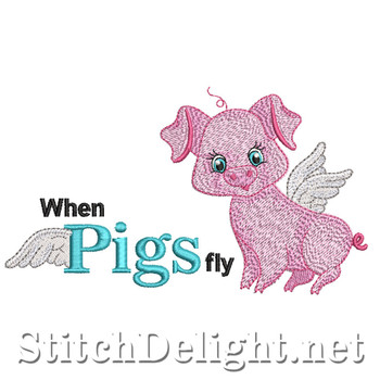 SDS1364 When Pigs Fly