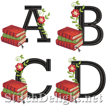 SDS1382 Library Font