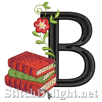 SDS1382 Library Font B