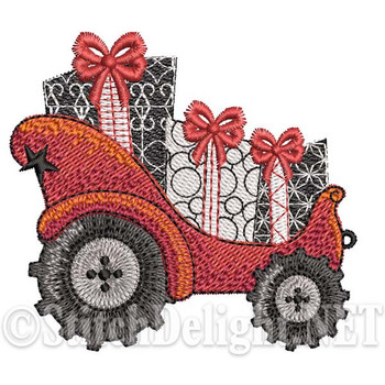 SD1434 Sleigh of Presents