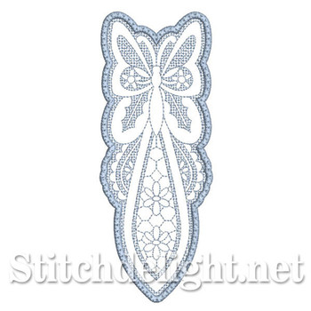 SD1439 Quilted Bookmark 3