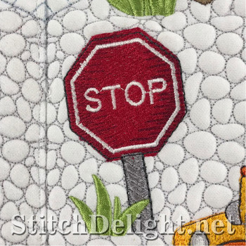 SD1478 Stop Sign