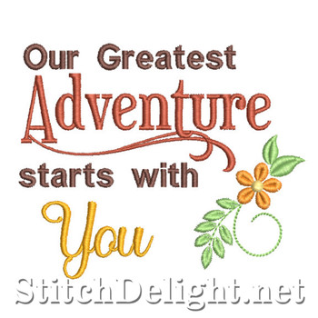 SD1332 Our Greatest Adventure