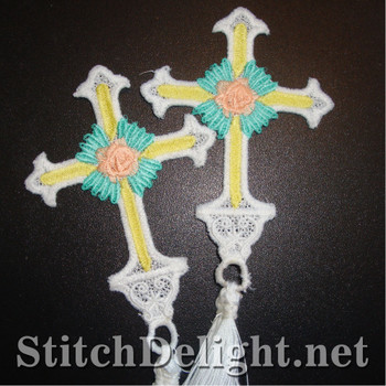 SD1213 Freestanding Lace Bookmark
