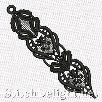 SD1104 Freestanding Lace Bookmark