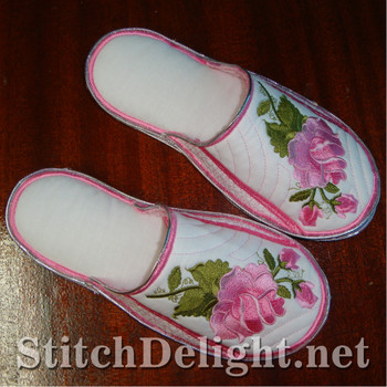 SD1144 Rosy Comfy Footsies