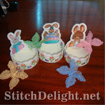 SD1146 Easter Bunny Cups