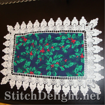 SD1181 Multiple Hooping Lace