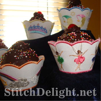 SD1189 Cupcake Wrappers 3