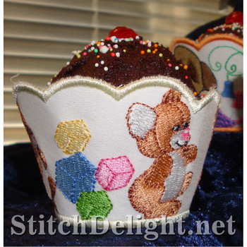 SD1190 Cupcake Wrappers 4