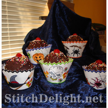 SD1191 Cupcake Wrappers 5