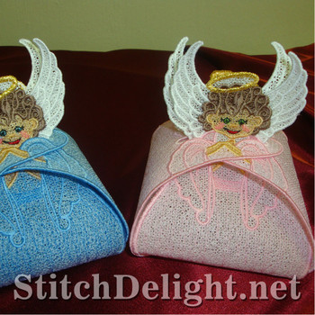 SD1033 Angel Gift Boxes
