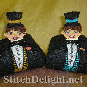 SD1036 Groom Gift Boxes