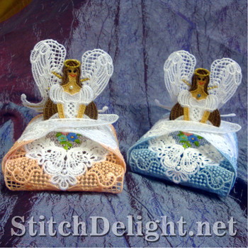 SD1044 Glorious Angel Gift Boxes