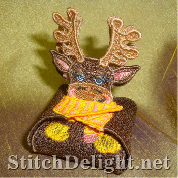 SD1051 Reindeer Gift boxes