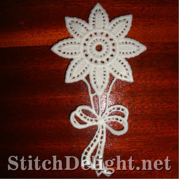 SD0917 Freestanding Lace Flower