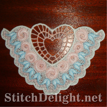 SD0969 Freestanding Insertion Lace