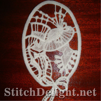 SD0851 Freestanding Lace Wedding