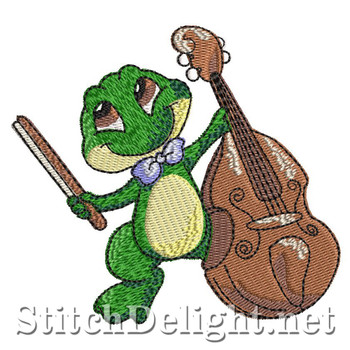 SD0768 Musical Froggy