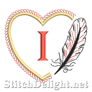 HOE0001 Straight from the Heart Font