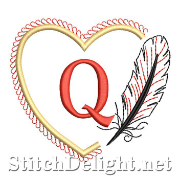 HOE0001 Straight from the Heart Q