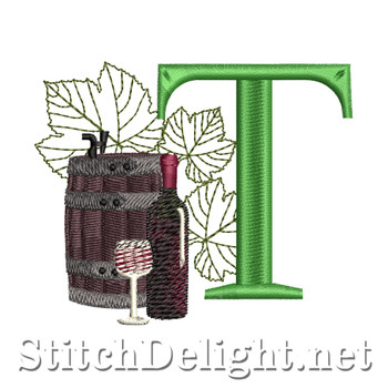 HOE0071 Unwind with Wine T